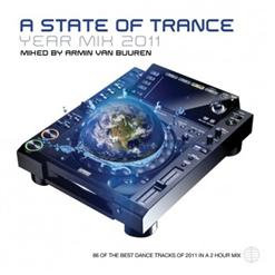 A State Of Trance Yearmix 2011 (Mixed By Armin Van Buuren) CD1
